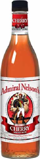 Admiral Nelson's Rum Cherry Spiced 750ml